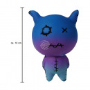 Squishy Squishies Voodoo cat blue about 10 cm