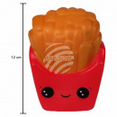 Squishy Squishies Pommestüte red orange black
