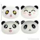 Squishy Squishies Sortierung Panda mit Sternaugen