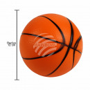 wholesale Sports & Leisure: Squishy Squishies basketball orange black