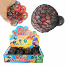 Squishy Mesh Squeeze Balls Bubbles Display