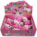Squishy Mesh Squeeze Balls Display Einhorn