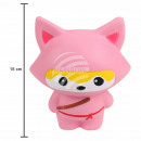 Squishy Squishies Ninja Cat pink yellow white