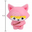 Squishy Squishies Ninja Cat pink yellow white