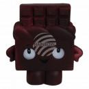 Squishy Schokolade braun weiss schwarz ca. 13 cm