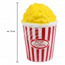 Squishy Squishies Popcorn weiss orange gelb