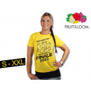 T-Shirt Dortmund gelb