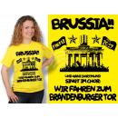 grossiste Gadgets et souvenirs:jaune chemise Dortmund