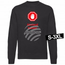 wholesale Pullover & Sweatshirts: Motif sweater sweatshirt 'keep your ...