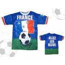 Fantrikots Fanshirts Trikot Fantrikot Frankreich