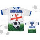 Fantrikots fan shirts jersey Fantrikot England