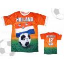 groothandel Sportkleding: Fantrikots fan  shirts jersey Fantrikot Holland