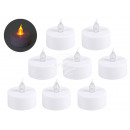 LED tealight white