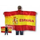 Drapeaux capes drapeau du cap de drapeau Espagne