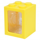 wholesale Jewelry Storage: Gift box empty box for watches yellow