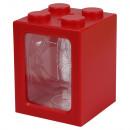 Großhandel Schmuck-Aufbewahrung: Geschenkbox leere Box für Uhren rot