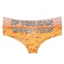 wholesale Lingerie & Underwear: Scene underpants If you can read this