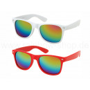 Ladies and Gentlemen sunglasses Vintage Retro red