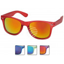 Ladies and Gentlemen sunglasses Vintage Retro matt