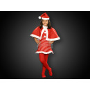 WK-70 sweet Christmas costume for girls 3-5 years