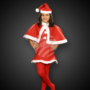 WK-71 sweet Christmas costume for girls 6-8 years