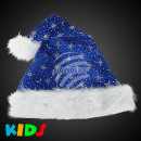 WM-02a Santa hat Santa hat glitter for children