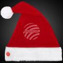 ingrosso Cappelli: Natale con  cappello bobble incandescente