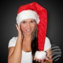 WM-35 Christmas hat Santa hat glittering 90 cm lon