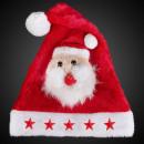 Santa hat red motive: Santa Claus