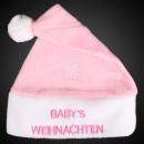 WM-93 Santa hats for babies in pink