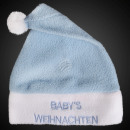 WM-94 Santa hats for babies in light blue