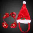Kerst set voor  Kuschel- & Huisdieren