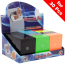 wholesale Smoking Accessories: Cigarettes Box Unicoloured for cigarette box