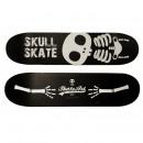 Etagère skateboard murale - Skull - Décoration mur