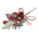 wholesale Music Instruments: Wholesale Christmas sprigs berries bells