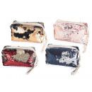 Großhandel sonstige Taschen: Großhändler Wendehandtaschen aus Pailletten
