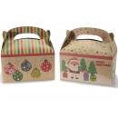 grossiste Emballage cadeau: coffret cadeau de Noël emballage