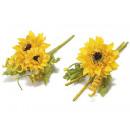 Mazzolini künstliche Sonnenblumen