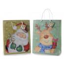 grossiste Cadeaux et papeterie:Gros sacs de Noël conçus