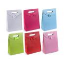 Wholesaler colorful paper envelopes velcro closure