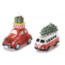Großhandel Kerzen  Weihnachten Auto und Bus