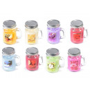 wholesale Pictures & Frames: Wholesale scented candles in glass jar