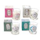 Sprzedaż hurtowa świec zapachowych szklanych słoik