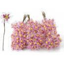 wholesale Artificial Flowers: Pink flower wedding favor