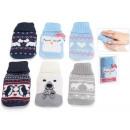 Großhandel Pullover & Sweatshirts: Wiederverwendbarer gestrickter Handwärmer