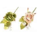 wholesale Artificial Flowers: Artificial rose bouquets wholesaler