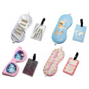 wholesale Suitcases & Trolleys: Grissy sleep mask and suitcase tag