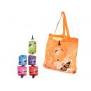 Faltbare Einkaufstasche für Großhändler mit Schmet
