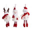 Großhandel Kleider:Weihnachtsplüschgroß händler Kunstpelzmantel