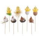 Nagykereskedelmi húsvéti karakterek